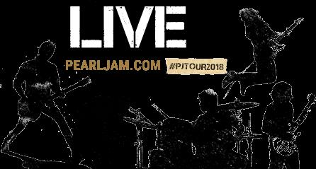 Concierto Pearl Jam en Santiago - Tickets