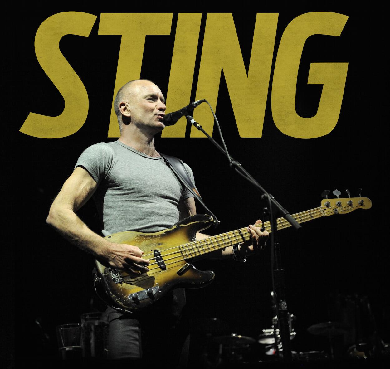 Resultado de imagen de gifs animados Sting -